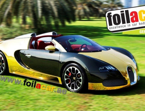 Foilacar-Dubai (www.foilacar.ae) Website Proudly Delivered by Fionabella Team