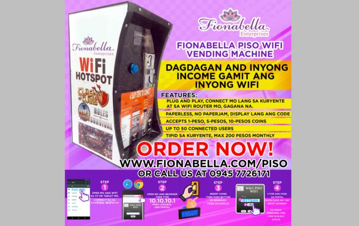 Fionabella Piso Wifi 1