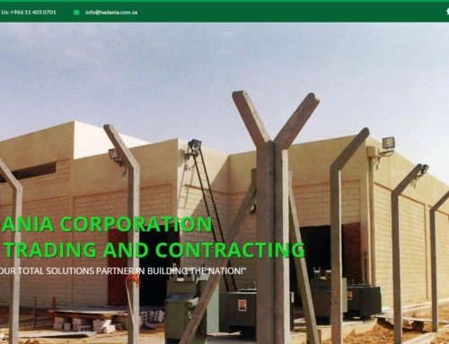 HADANIA CORPORATION – RIYADH